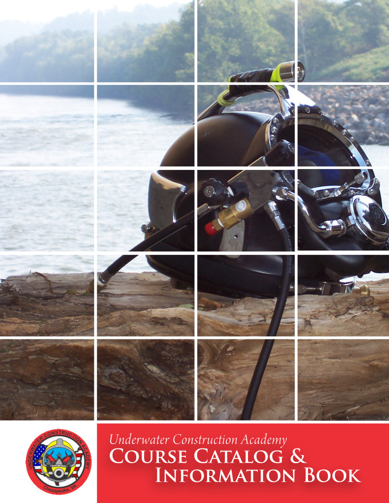 Underwater Construction Academy Course Catalog